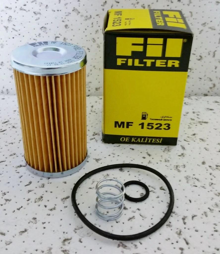 medium resolution of john deere tractor fuel filter t111383 d m supply