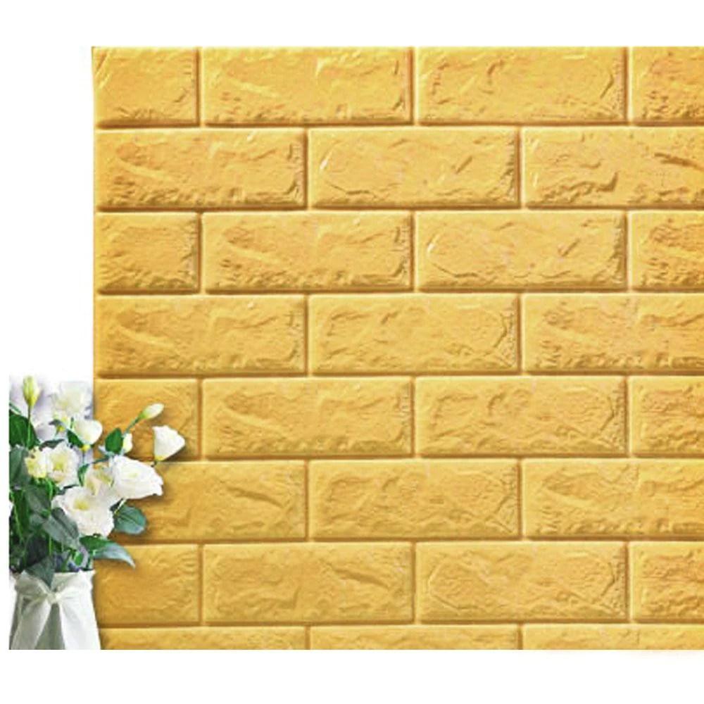 3d brick wall adhesive