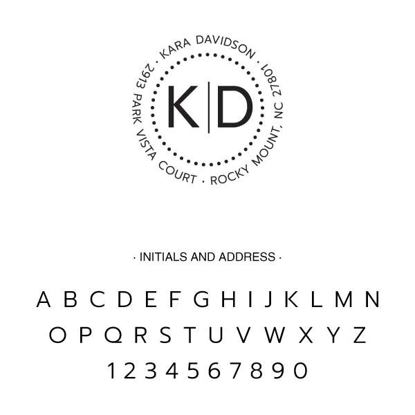 custom stamp cs3264 artisan