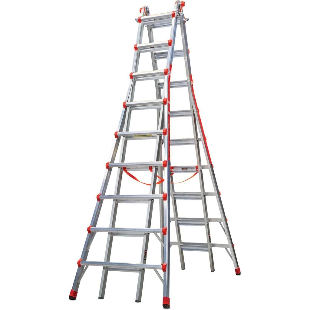 skyscraper ladder type 1a