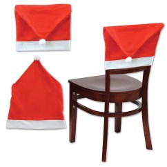 Chair Covers Bulk Buy Kmart Table And Chairs Review 12 Case Beistle Santa Hat Cover Party Supplies