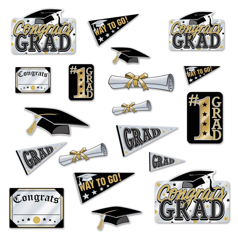 graduation cutouts case of