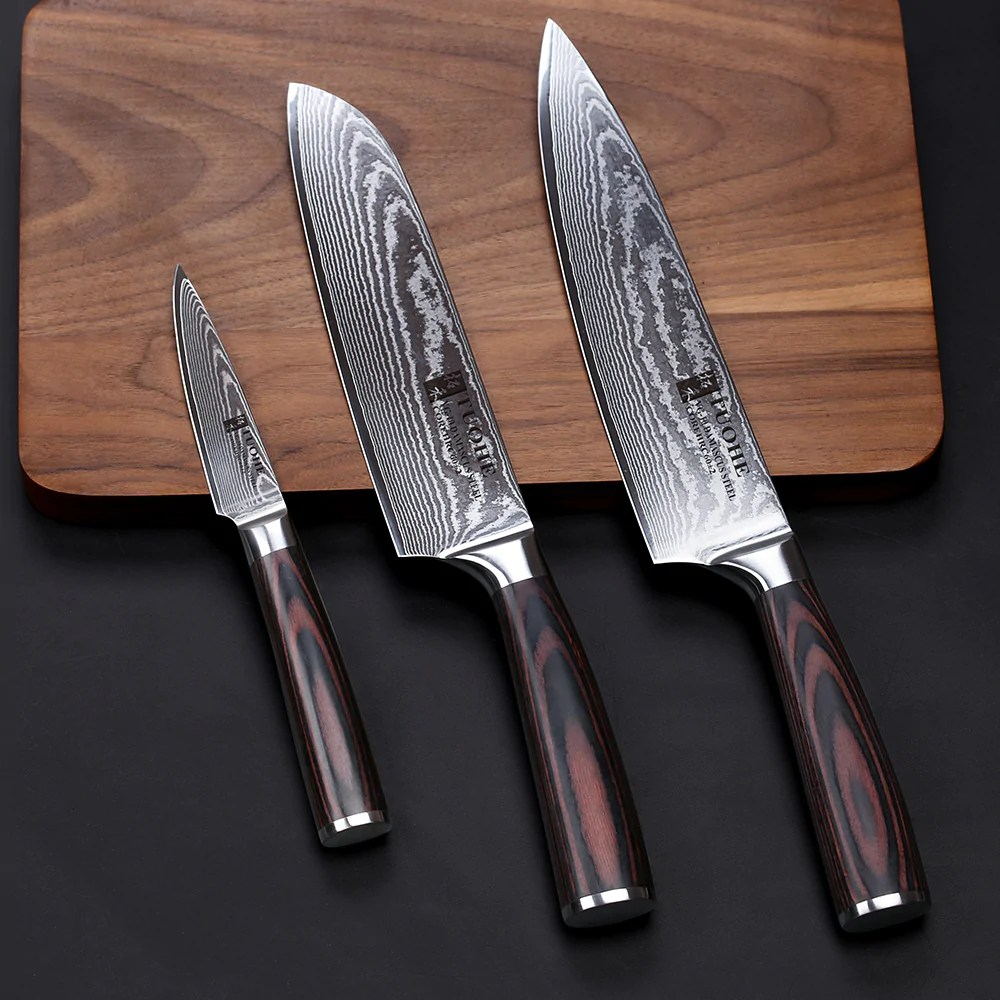 professional kitchen knives clocks amazon the best chef and for home cook london pro tuohe knife
