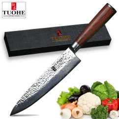 Professional Kitchen Knives Chrome Faucet Pro Chef S Recommendation Quality Vg 10 Damascus Super Stainless 67 Layers High Carbon Steel Blade Knife