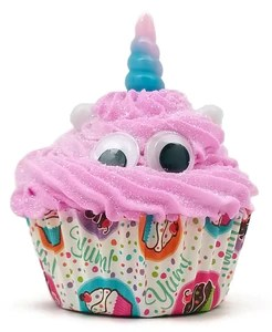 Mini Pink Sparkle Unicorn Cupcake Pal Tulipatron