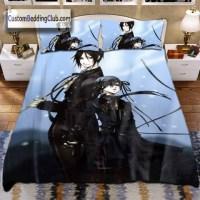 Black Butler Blanket, Duvet Covers, Bed Sheets | Sebastian ...