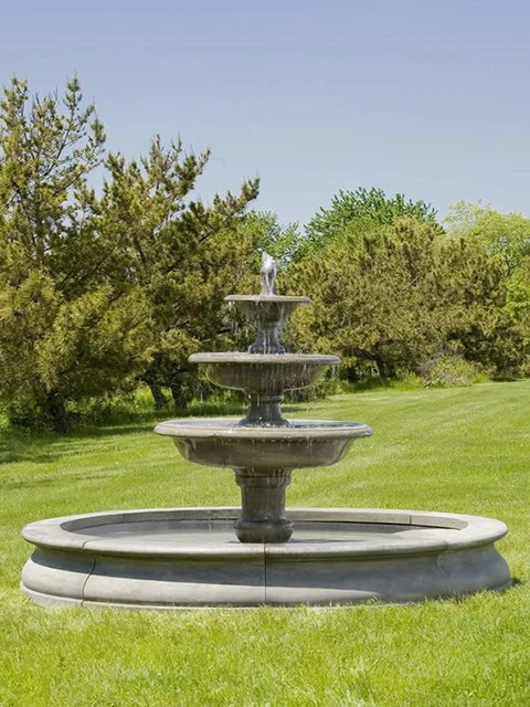 landscaper commercial fountains