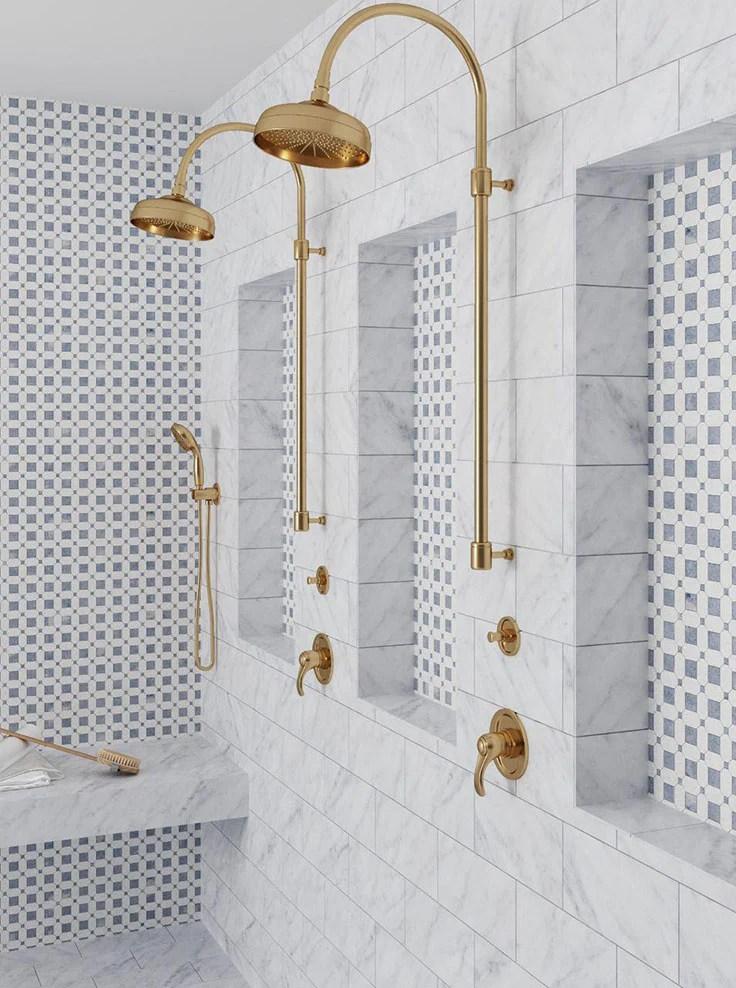 trending shower tile design ideas to