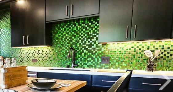 11 3 x 11 3 emerald green foil glossy
