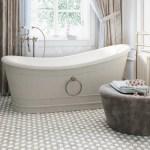Tile Club Nova Hex Wooden Beige Marble Wall Floor Tile