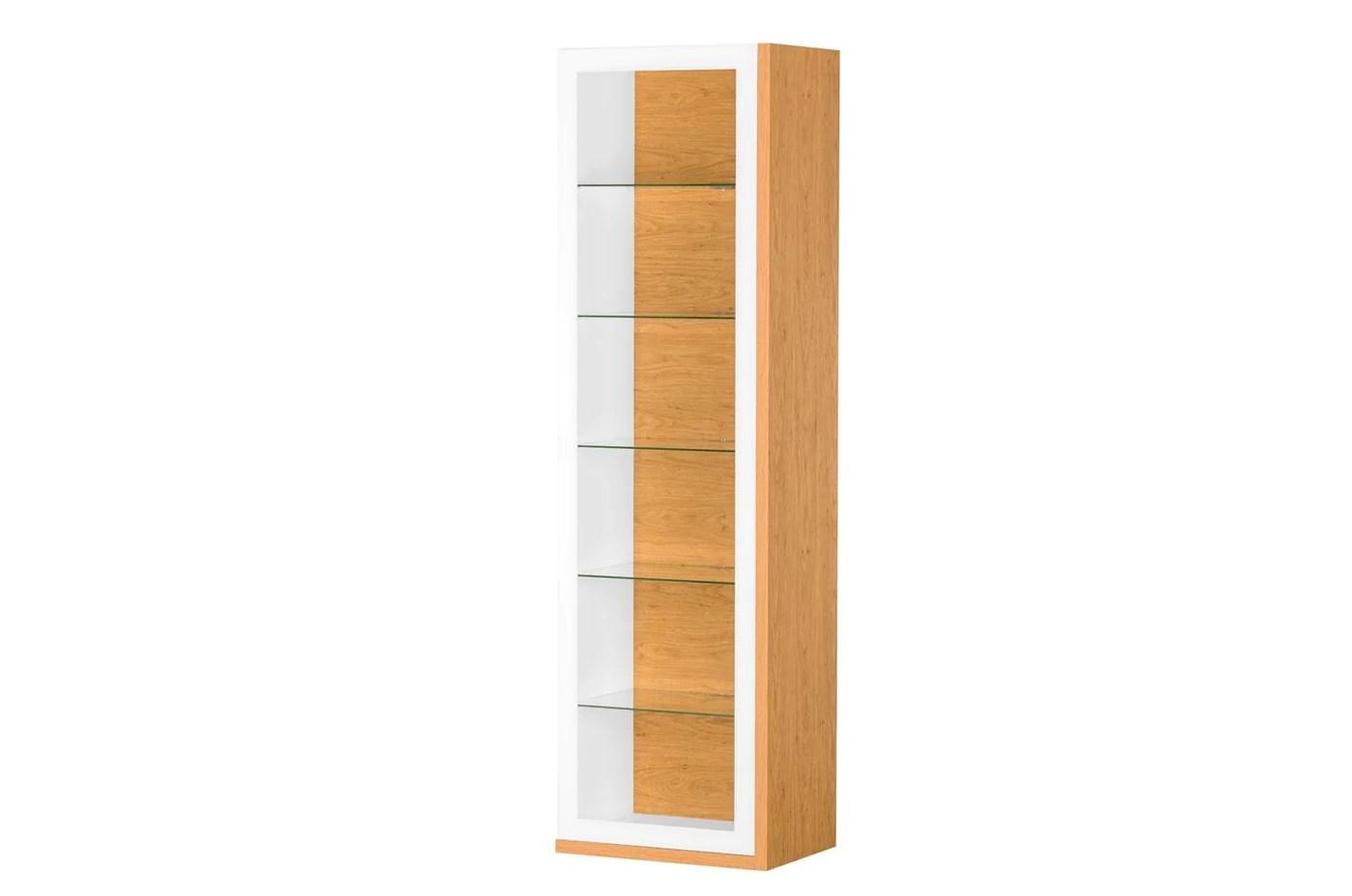 Salvo 1 Door Display Cabinet