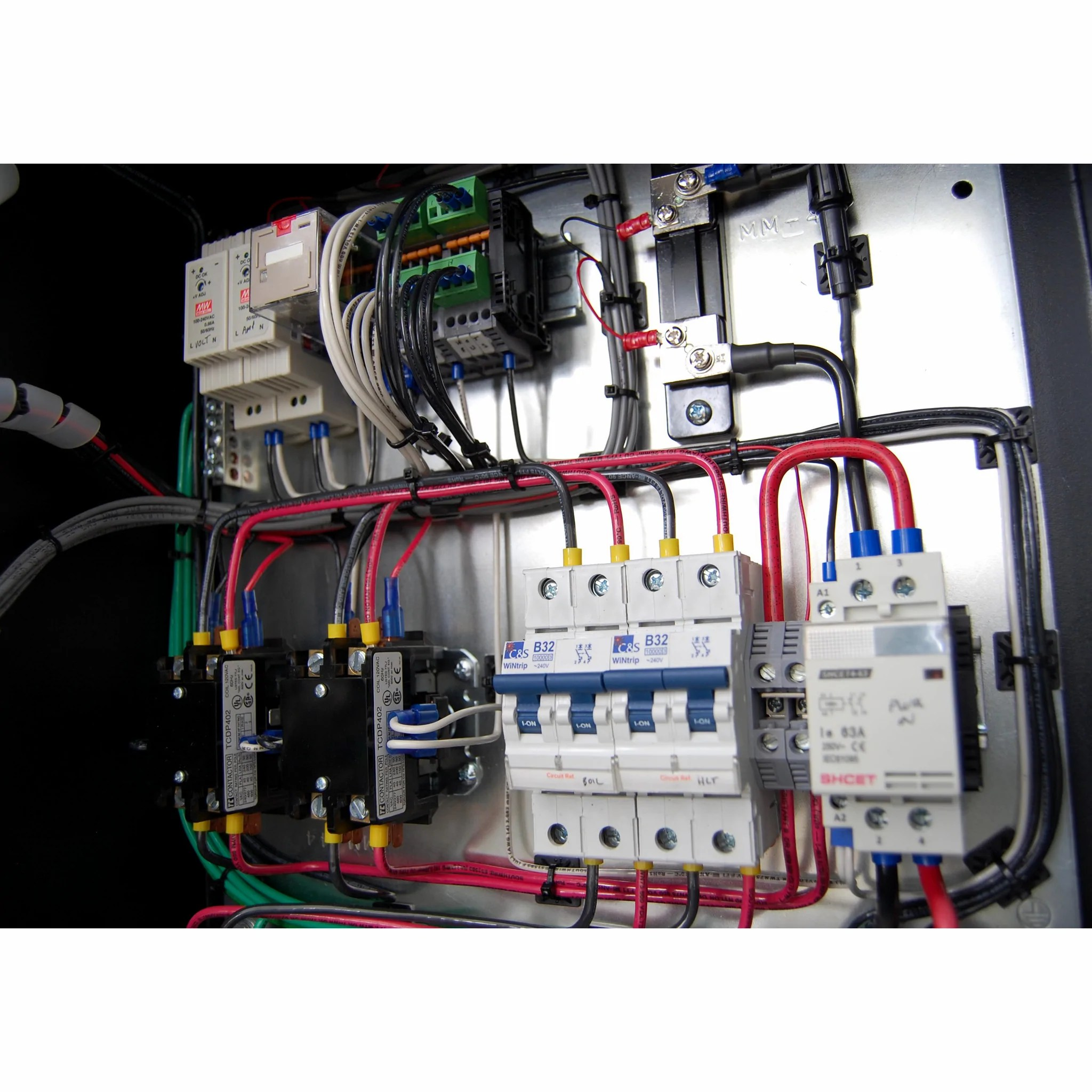 hight resolution of back wiring electrical panel wiring diagram view back wiring electrical panel