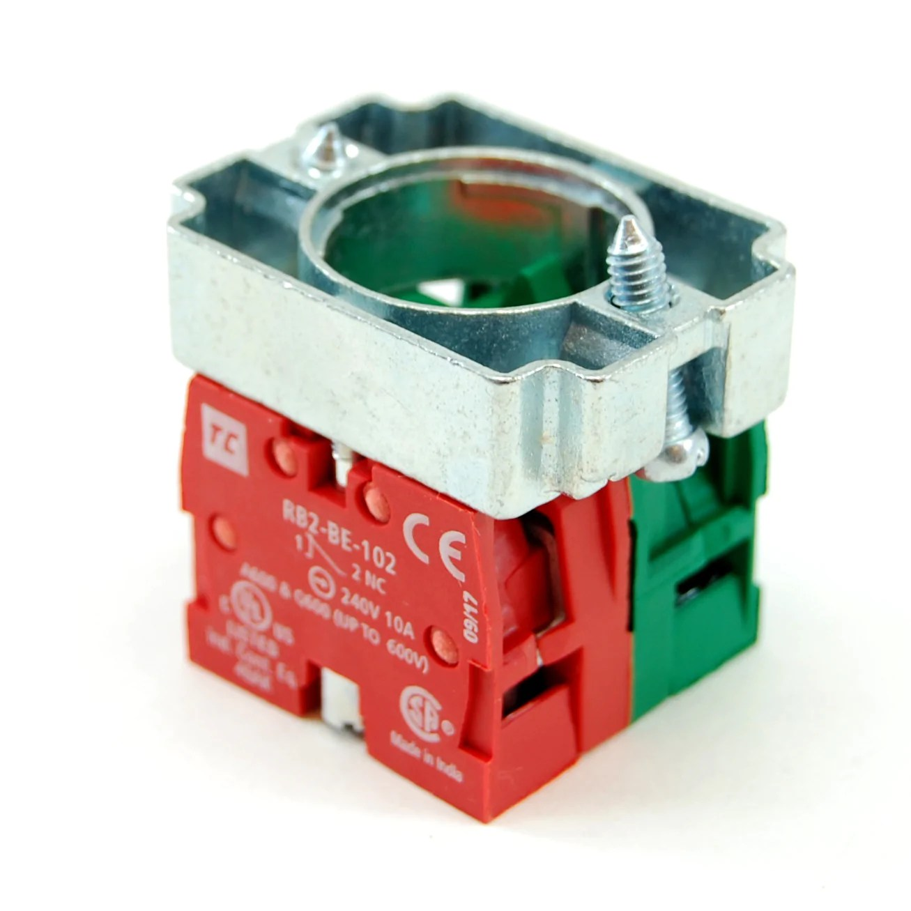 medium resolution of 2 position maintained selector switch no nc contactors