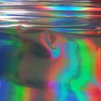 Silver Hologram - Rainbow Foil | Artistic Painting Studio