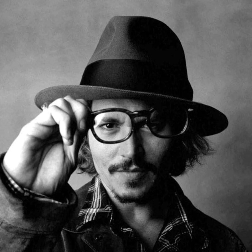 Johnny Depp Glasses Wears Moscot Eye Spy