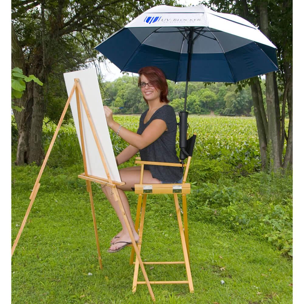 fishing chair umbrella holder covers spotlight nz urban home designing trends uv blocker rh com lifeguard
