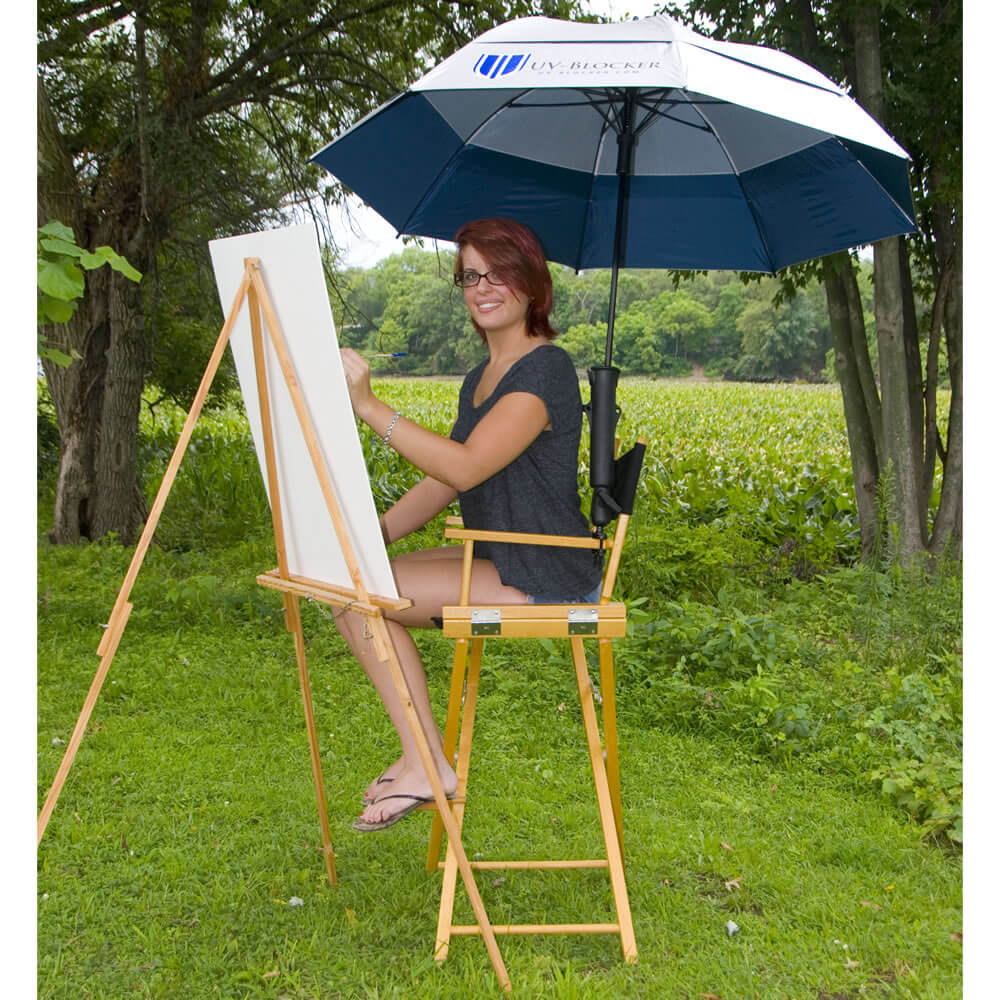Chair With Umbrella Chair Umbrella Holder Products Uv Blocker