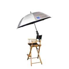 Folding Chair With Umbrella Covers Hire Perth Holder Uv Blocker Outdoor