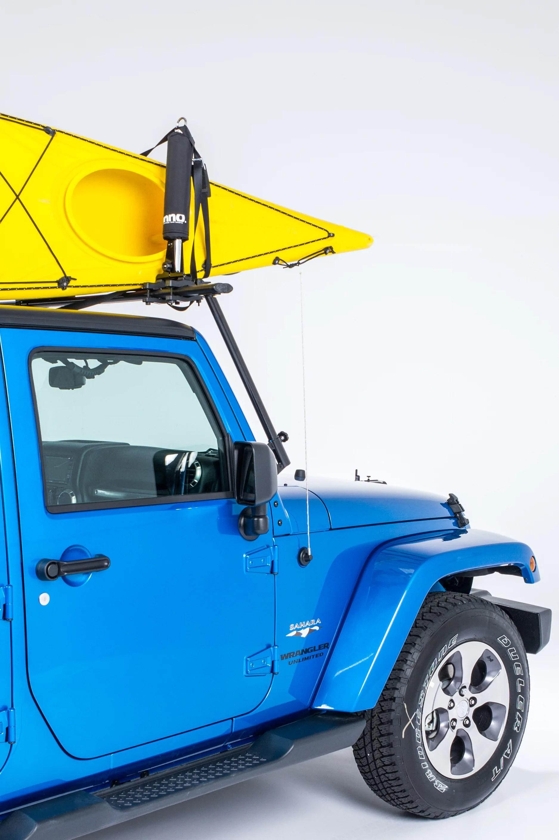 the front rack cj yj tj and jk jeep wrangler all years