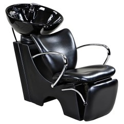 Beauty Salon Chair Black And White Accent Chairs With Arms Monroe Backwash Sink Bowl Guys Shampoo Units Icarus Default