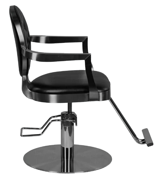 round base chair styles of wooden chairs lively vintage hair salon styling with guys icarus