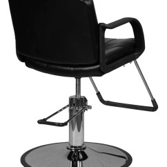Beauty Salon Chairs Images Seat Belt Chair Caine Black Classic Hydraulic Styling Guys Icarus