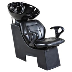 Backwash Chairs For Sale Best Power Recliner Canada Salon Shampoo Units Guys Universal Black Beauty Chair Bowl Unit Icarus Default