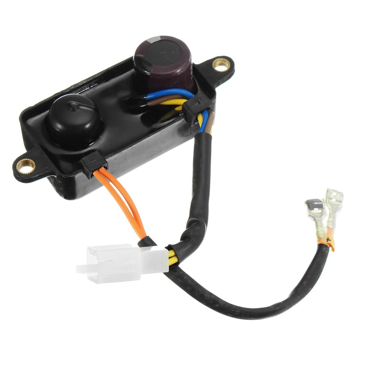 voltage regulator fits kubota low boy gl6500s av6500 b generator genset [ 1200 x 1200 Pixel ]