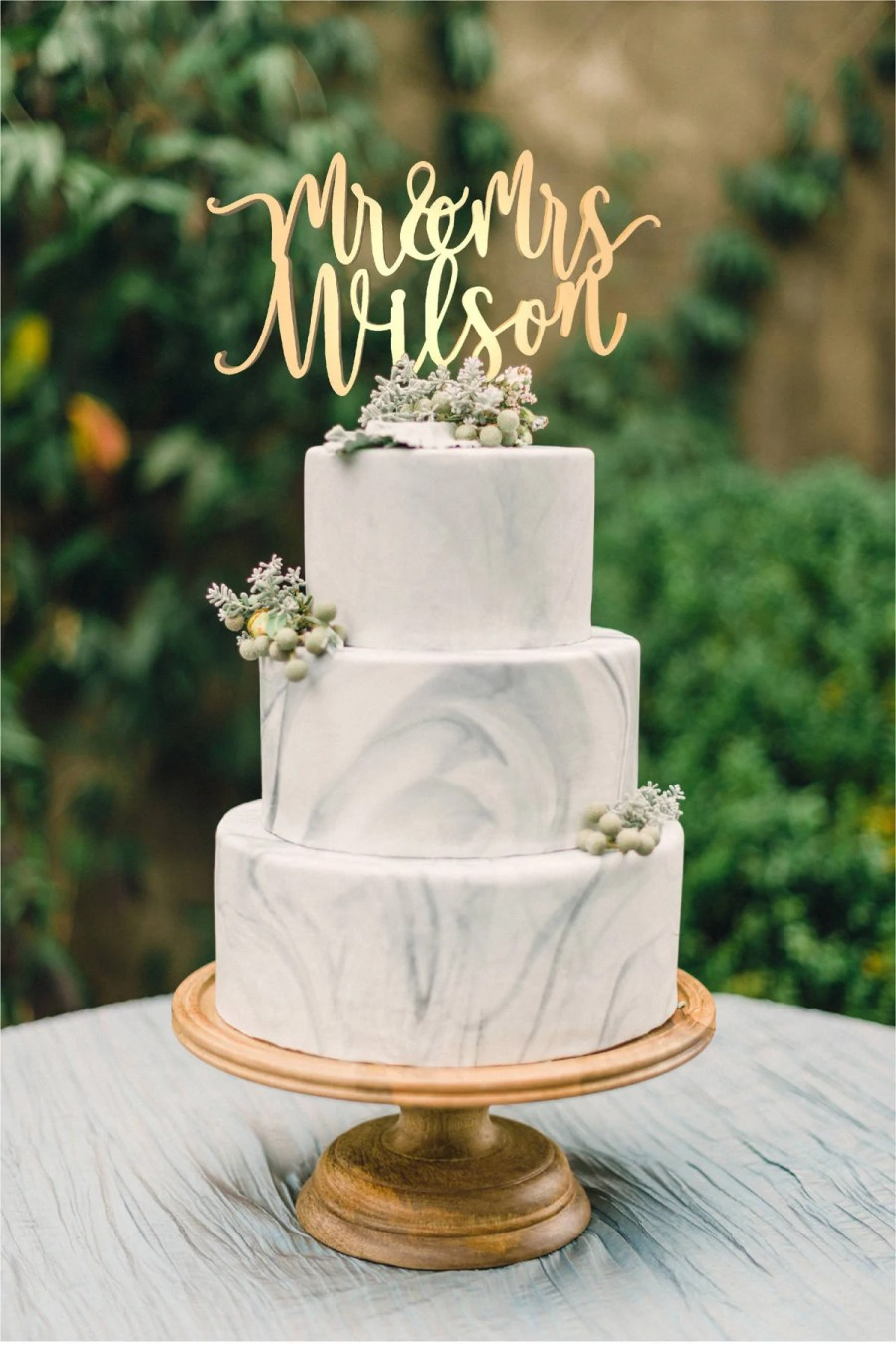Image result for Monogram Wedding Cake Toppers