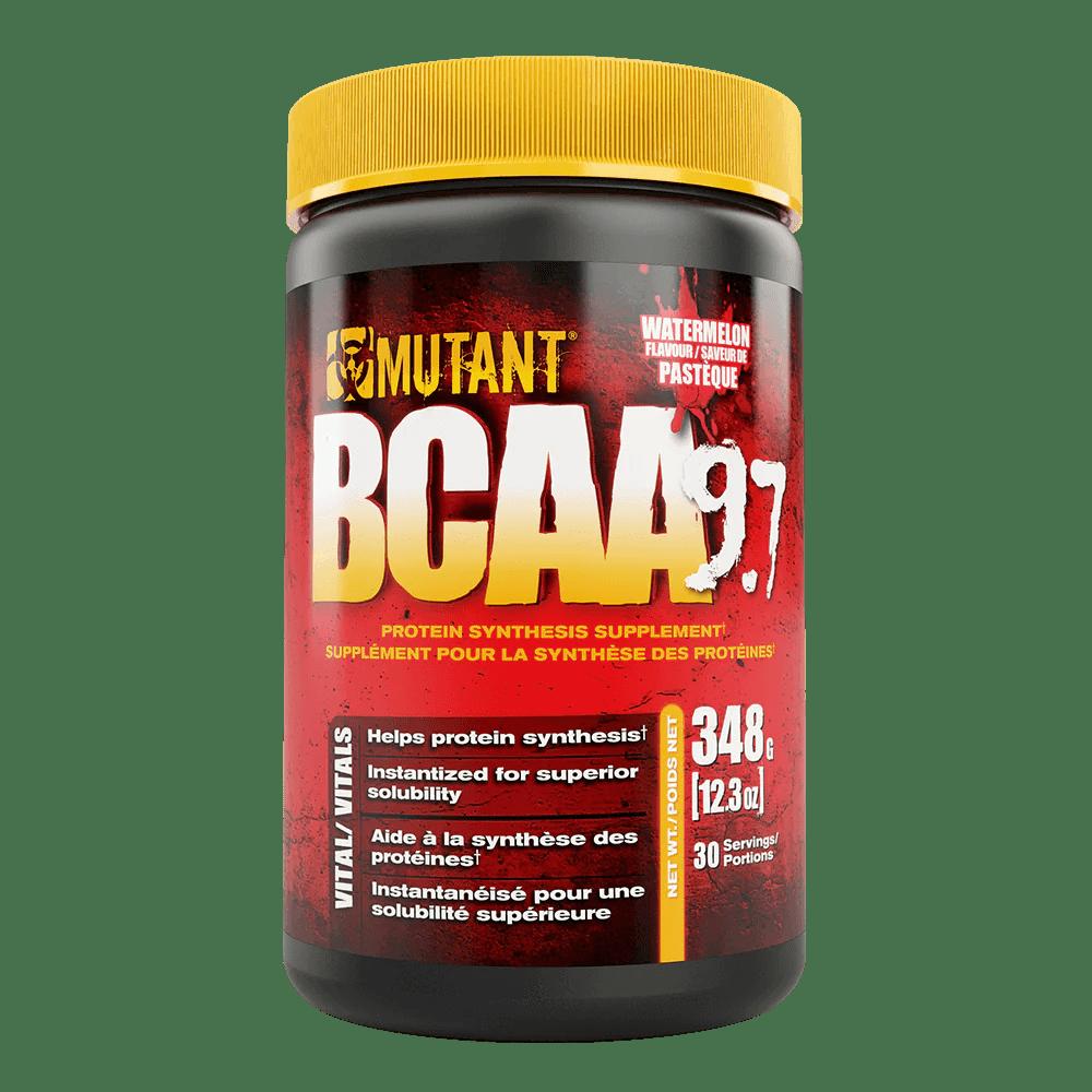 BCAA 9.7   Mutant BCAA Energy   Supplement Superstore