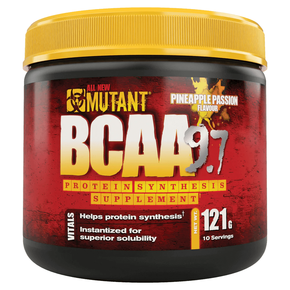 Mutant BCAA 9.7   Workout Recovery - Supplement Superstore