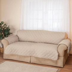 Microfiber Sofas Single Futon Sofa Bed Cheap Cover Couch Oakridge Home Deluxe Collection Ivory