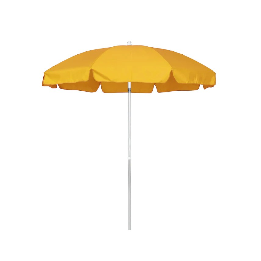 sunline 7 patio umbrella with valance polyester