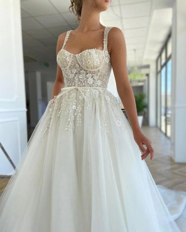 Cosmos Enthralling Bridal Gown | Teuta Matoshi