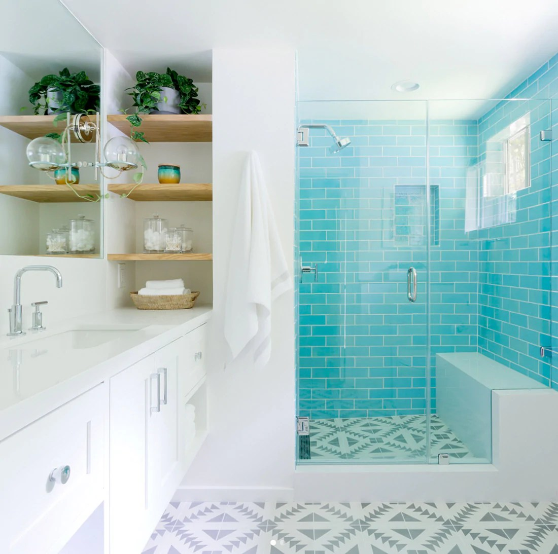 14 tile open shelving designs a