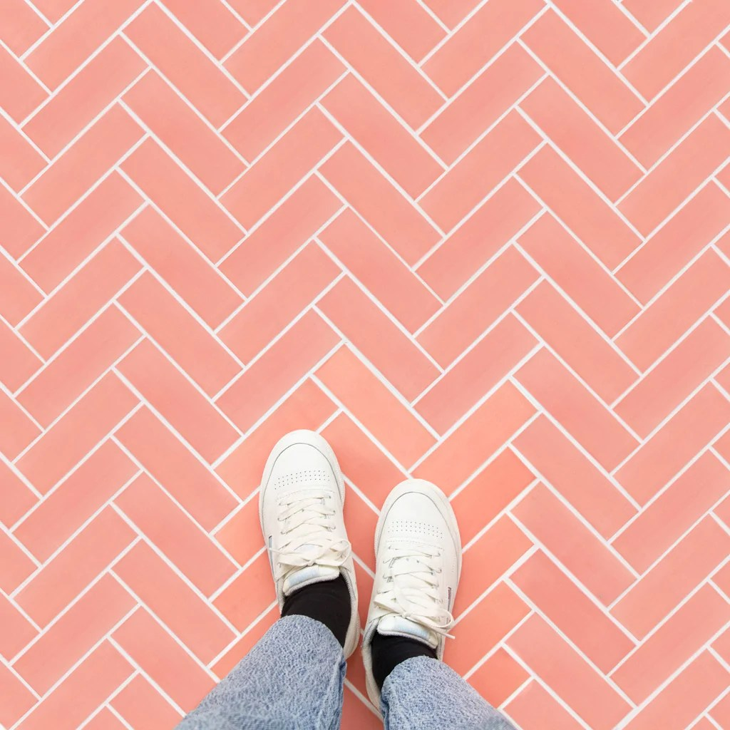 10 herringbone tile pattern ideas