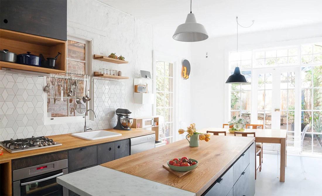 scandinavian kitchen tile designs Tile Trend: Modern Scandinavian Diamonds – Mercury Mosaics