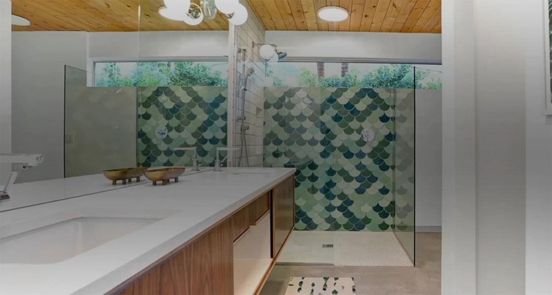 beautiful handmade ceramic tiles made