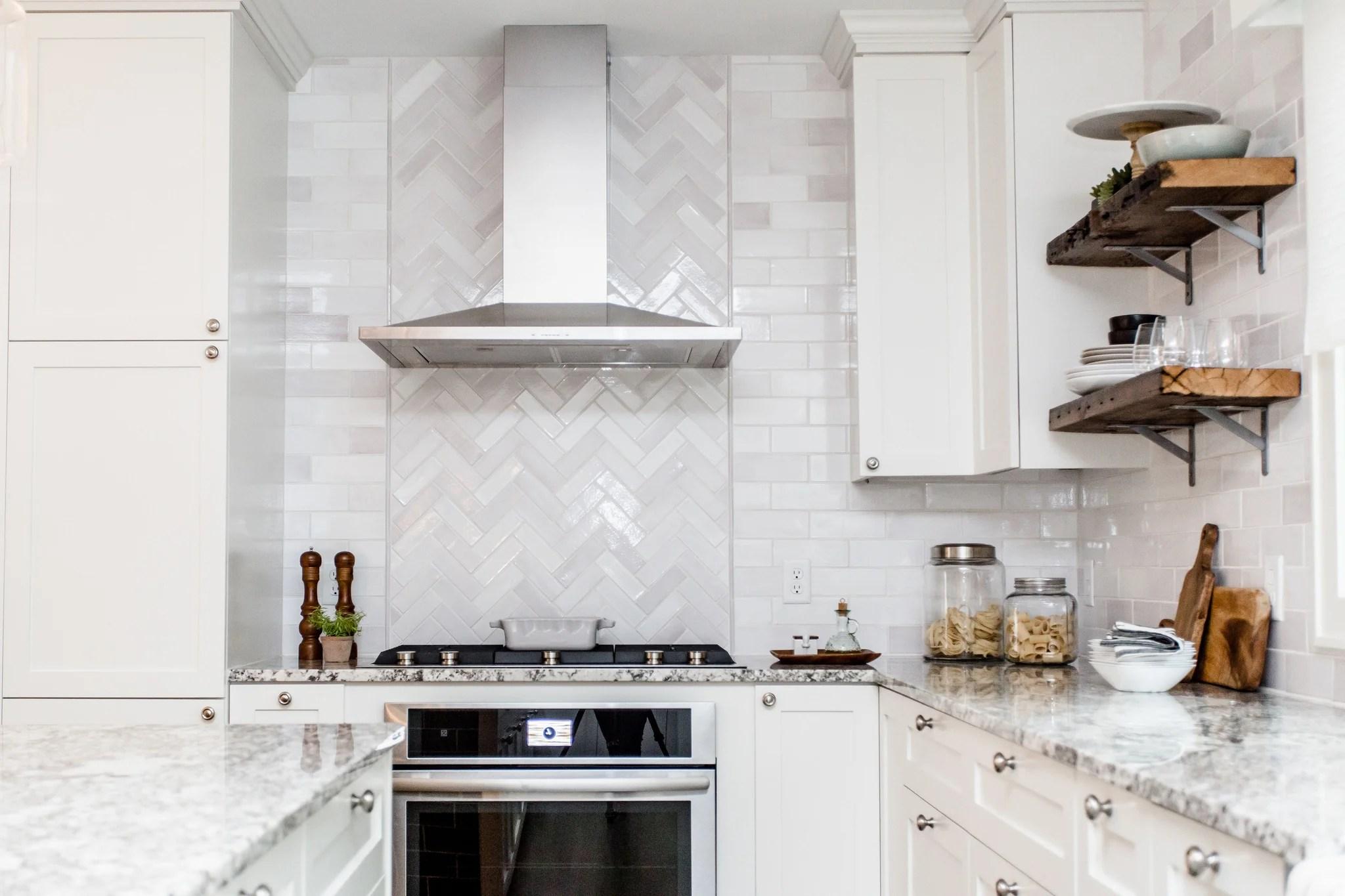 11 Beautiful Kitchen Backsplashes – Mercury Mosaics