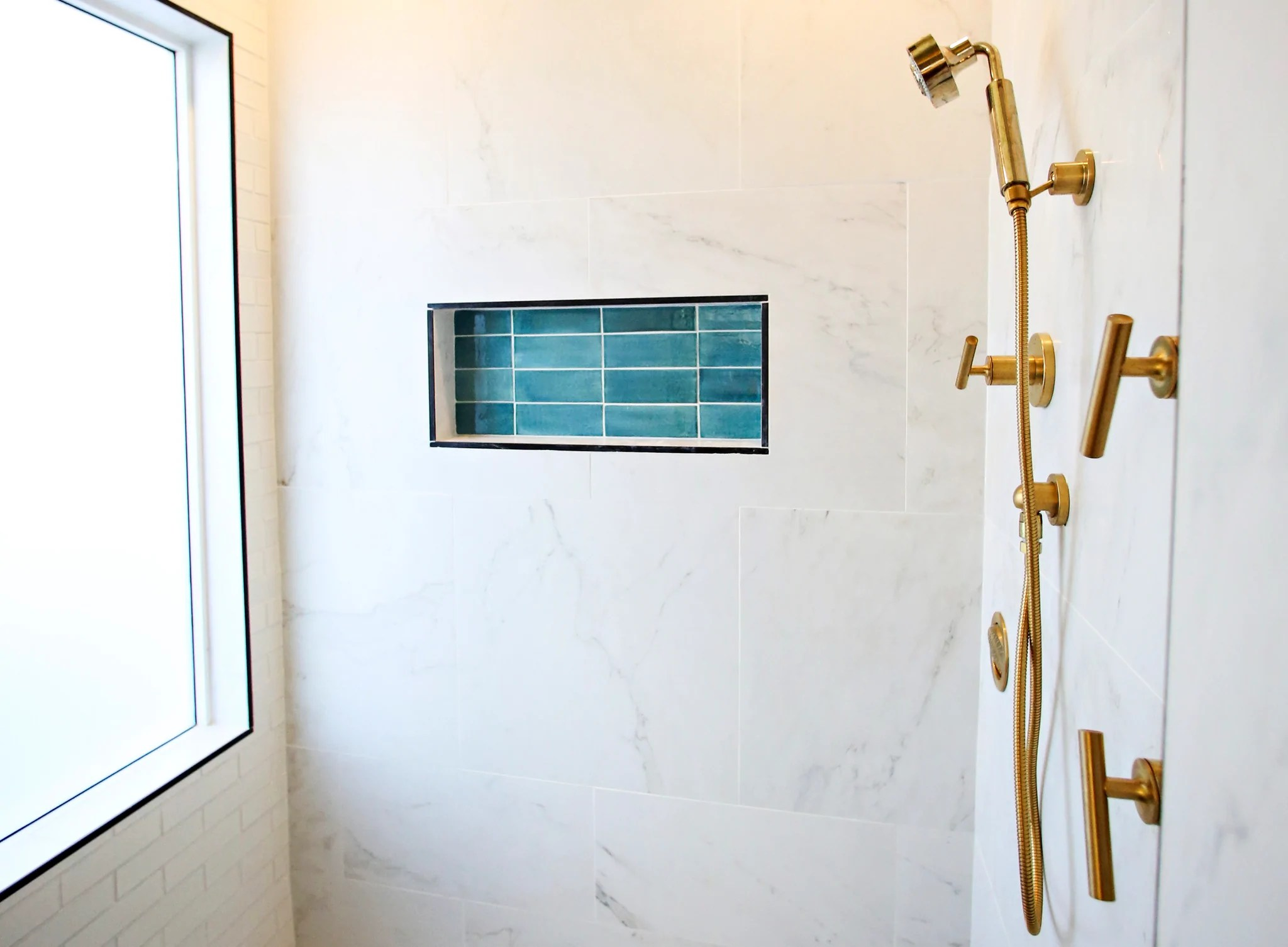 to incorporate decorative tile accents