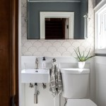 3 Small Bathroom Ideas Using Moroccan Fish Scales Mercury Mosaics