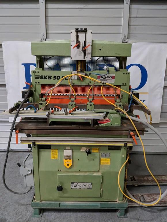 Delta Line Boring Machine Parts