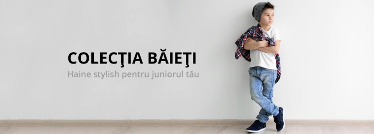 Colectia Baieti