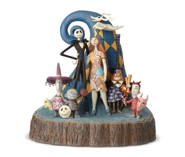 Disney Traditions By Jim Shore What A Wonderful Nightmare Nightmare Before Christmas