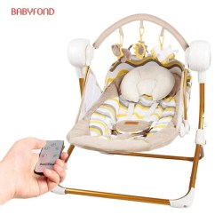 Baby Sleeping Chair Single Futon Free Ship Electric Swing Music Rocking Automatic Cradle Basket Placarders Chaise