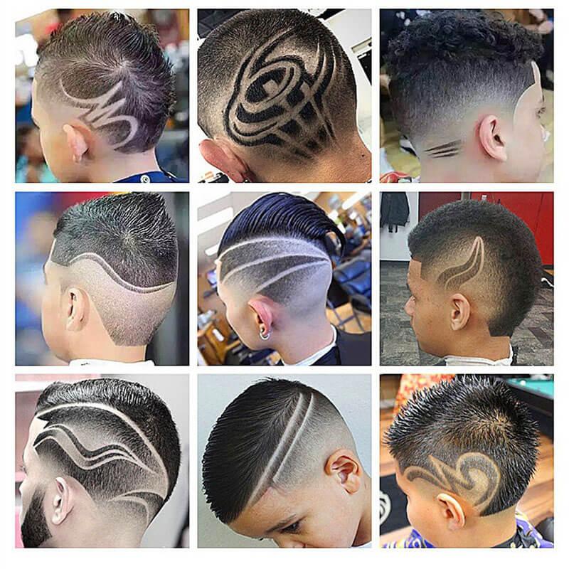 hair engraving shaver pen trendowner