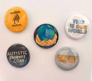 button badges autistic empire