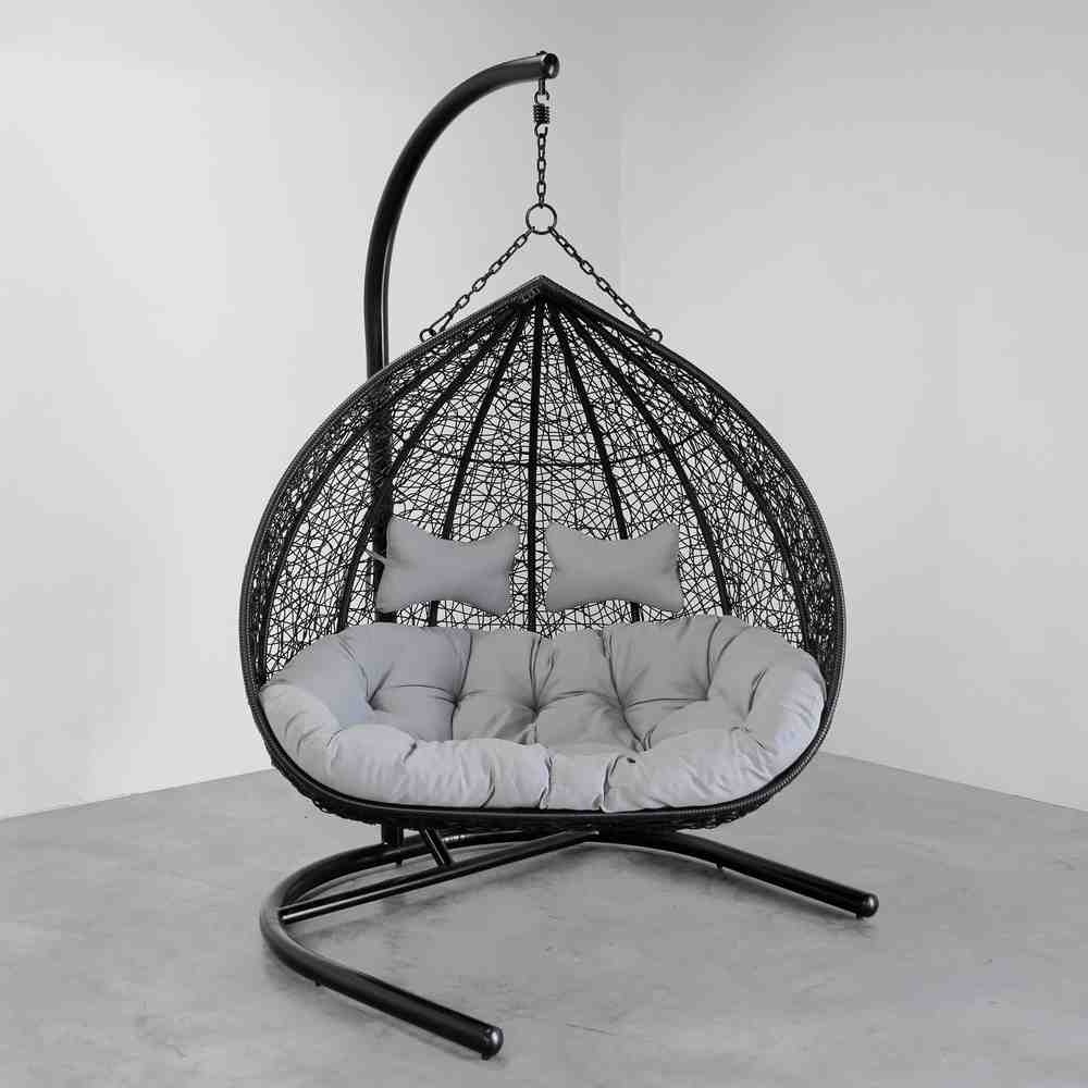 Double Egg Chair Hanging Egg Chair Double
