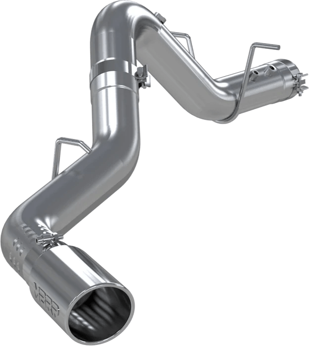 mbrp 4 inch filter back exhaust for 2020 duramax l5p