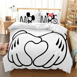 couples bedding set for him her